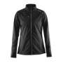 Bormio Softshell Jacket women black s