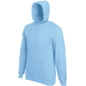 Classic hooded sweat (62-208-0) sky blue xxl