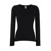 Ladies Valueweight Long Sleeve T