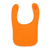 Bib orange one size