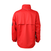 Men's Windbreaker - rood/zwart