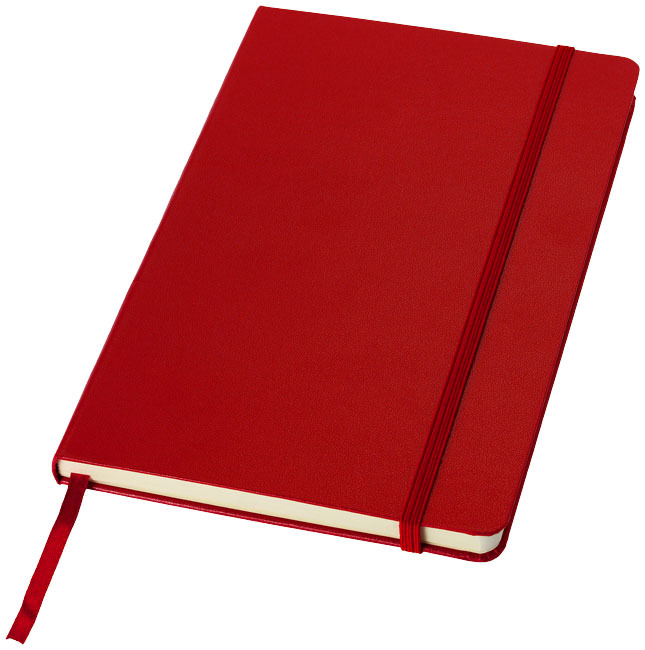 Classic A5 notitieboek - Rood