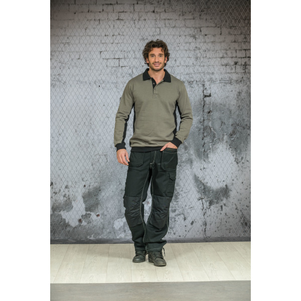 4700 Sweater Polo Workwear