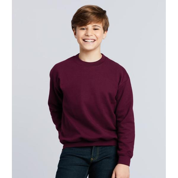Kids Heavy Blend™ Drop Shoulder Sweatshirt