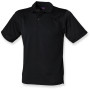 Men´s coolplus® polo shirt black 3xl