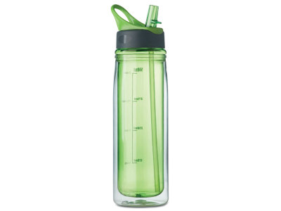DOUBLE - Double wall drinking bottle