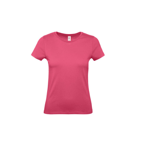 #E150 /WOMEN T-SHIRT - Dames T-shirt 145 g/m²