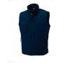Heavy duty gilet french navy 4xl