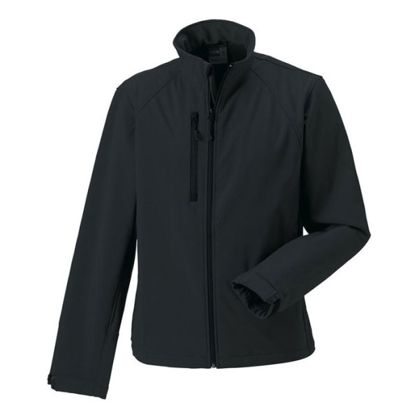 SOFT SHELL JACKET R-140M-0 - Mannen Softshell 340 g/m2