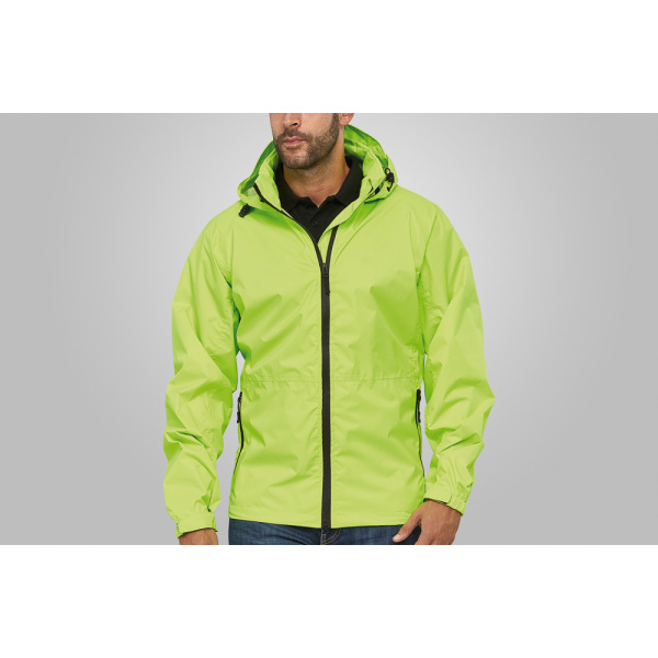 Macseis Jacket Light Infinity for him Fluor Green