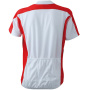 Ladies' Bike-T - wit/rood