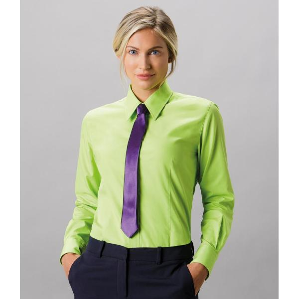 Ladies Long Sleeve Classic Fit Workforce Shirt
