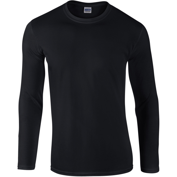 Softstyle® euro fit adult long sleeve t-shirt