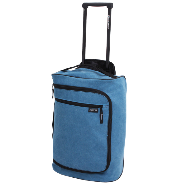 Lyon Trolleybag Canvas Blue