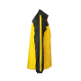 Team Weather Jacket zwart/geel