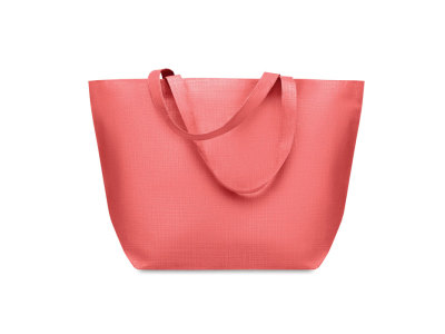 DUO BAG - 2 tone non woven shopping bag