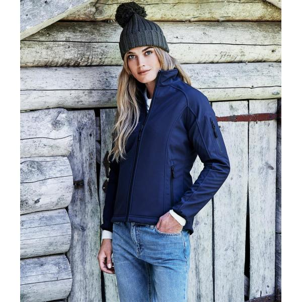 Ladies Lightweight Performance Soft Shell Jacket