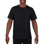 Gildan T-shirt Performance SS for him black XXXL