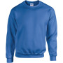 Heavy blend™ adult crewneck sweatshirt royal blue 4xl
