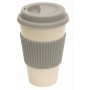"coffee mug grey , 400ml ""eco cup"""