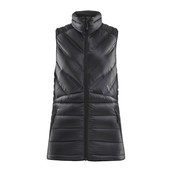 Craft Lt Down Vest Wmn