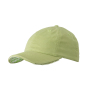 6 Panel Club Vichy-Checked lichtgroen/wit