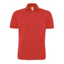 Polo Heavymill / Unisex XXL Red