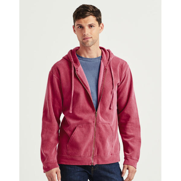 Adult Full Zip Hooded Sweatshirt