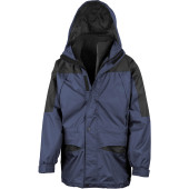 Alaska 3-in-1 jacket navy / black xl