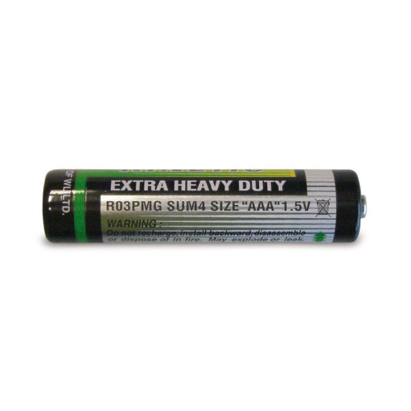 BITRA 4 - Battery type UM4 (AAA)   B1884    KC1806