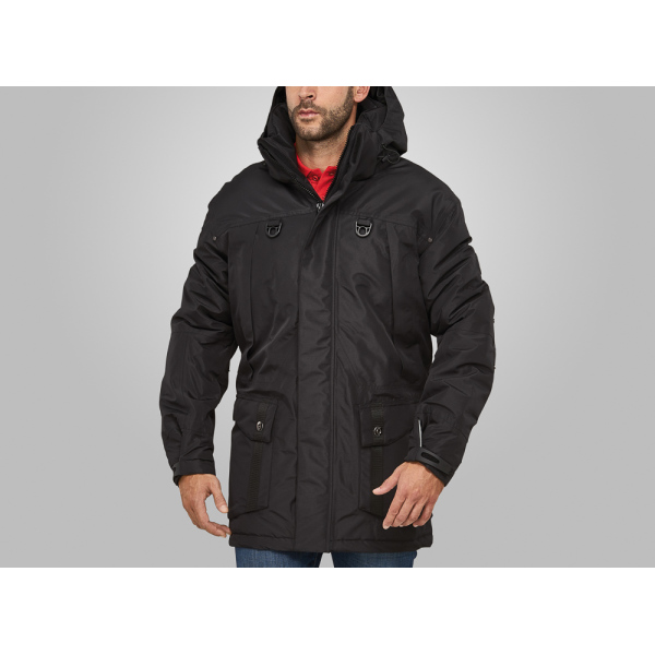 Macseis Jacket High Tech Explore Black