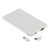 TNB SLIM POWER BANK 4000 MFI WHITE