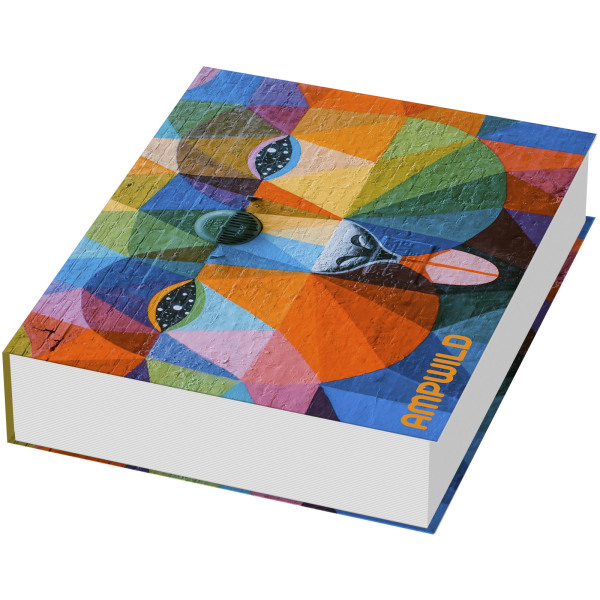 Combi notes hardcover bladwijzerset