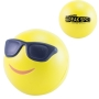 Anti-stress cool emoji Geel