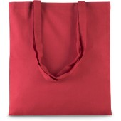 Basic shopper arandano red one size