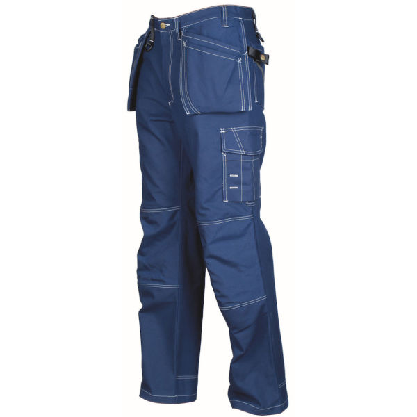 5501 PANTS PROJOB BLUE 100