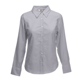Oxford Shirt Long Sleeve Lady-Fit