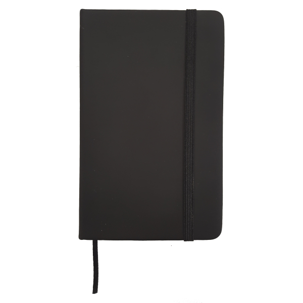 Notitieboekje Zwart A6 Formaat  Notebook A6 70 grams papier