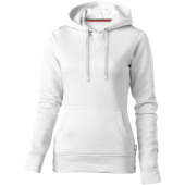 Alley dames hoodie - Wit - S