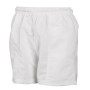 All purpose lined short white 'm