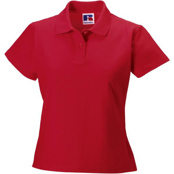 Ladies' ultimate cotton polo