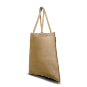 Jute tas Fair Bag de Luxe