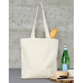 Fir Canvas Tote LH