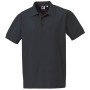 Men's ultimate cotton polo titanium 3xl