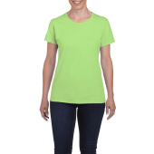 Gildan T-shirt Heavy Cotton SS for her Mint Green S