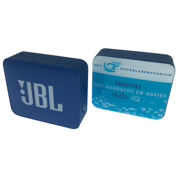 JBL Go 2 speaker incl. full color doming