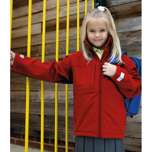 Kids Classic Soft Shell Jacket