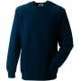 Classic crew neck sweatshirt french navy 4xl
