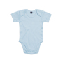 Baby Bodysuit - Dusty Blue
