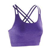 Fitness Women's Crop Top - Lavender